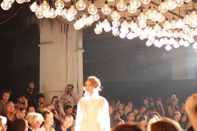 London Fashion Week SS12: Corrie Nielsen