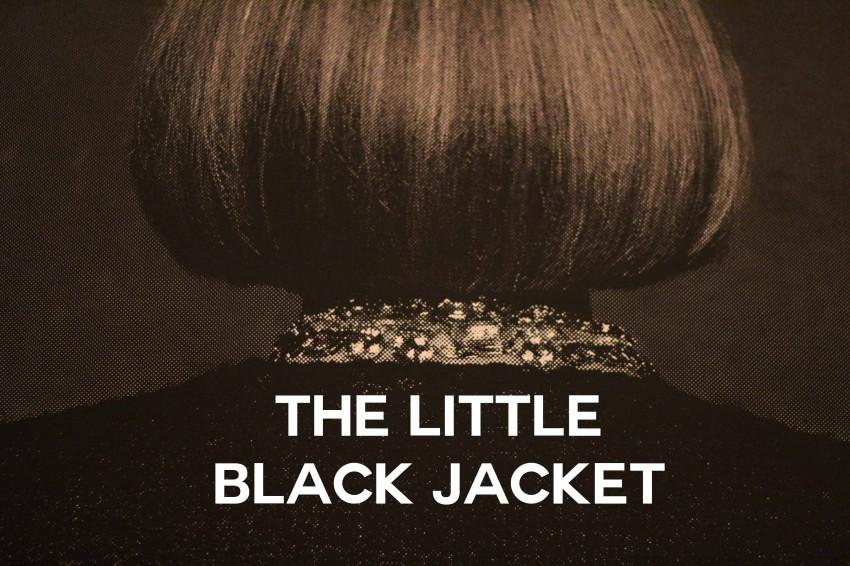 Chanel's Little Black Jacket in London