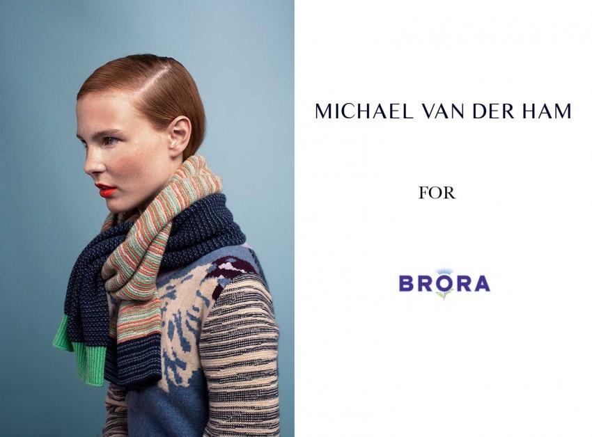 Michael Van Der Ham for Brora