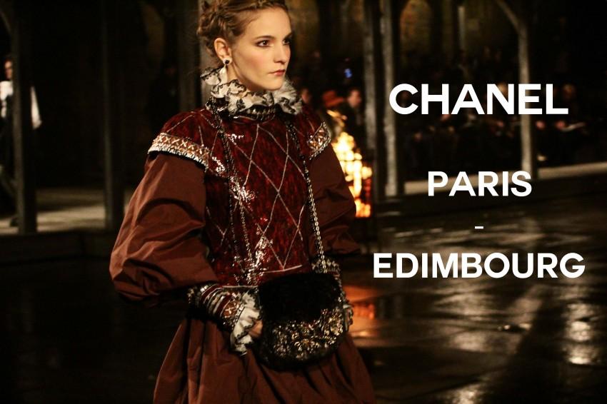 Chanel Métiers D'Art: Paris > Edimbourg