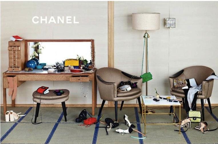 Chanel SS13 Ad Campaign