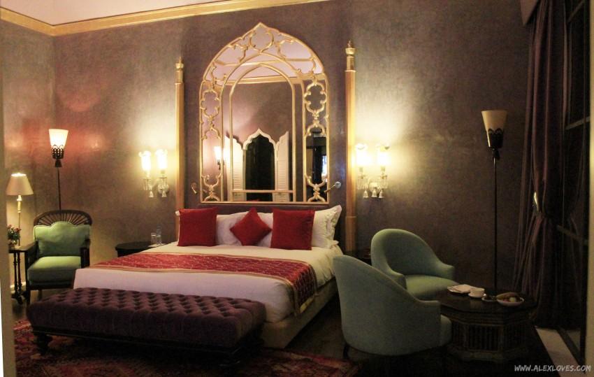 Taj Palace Marrakech ©www.alexloves.com