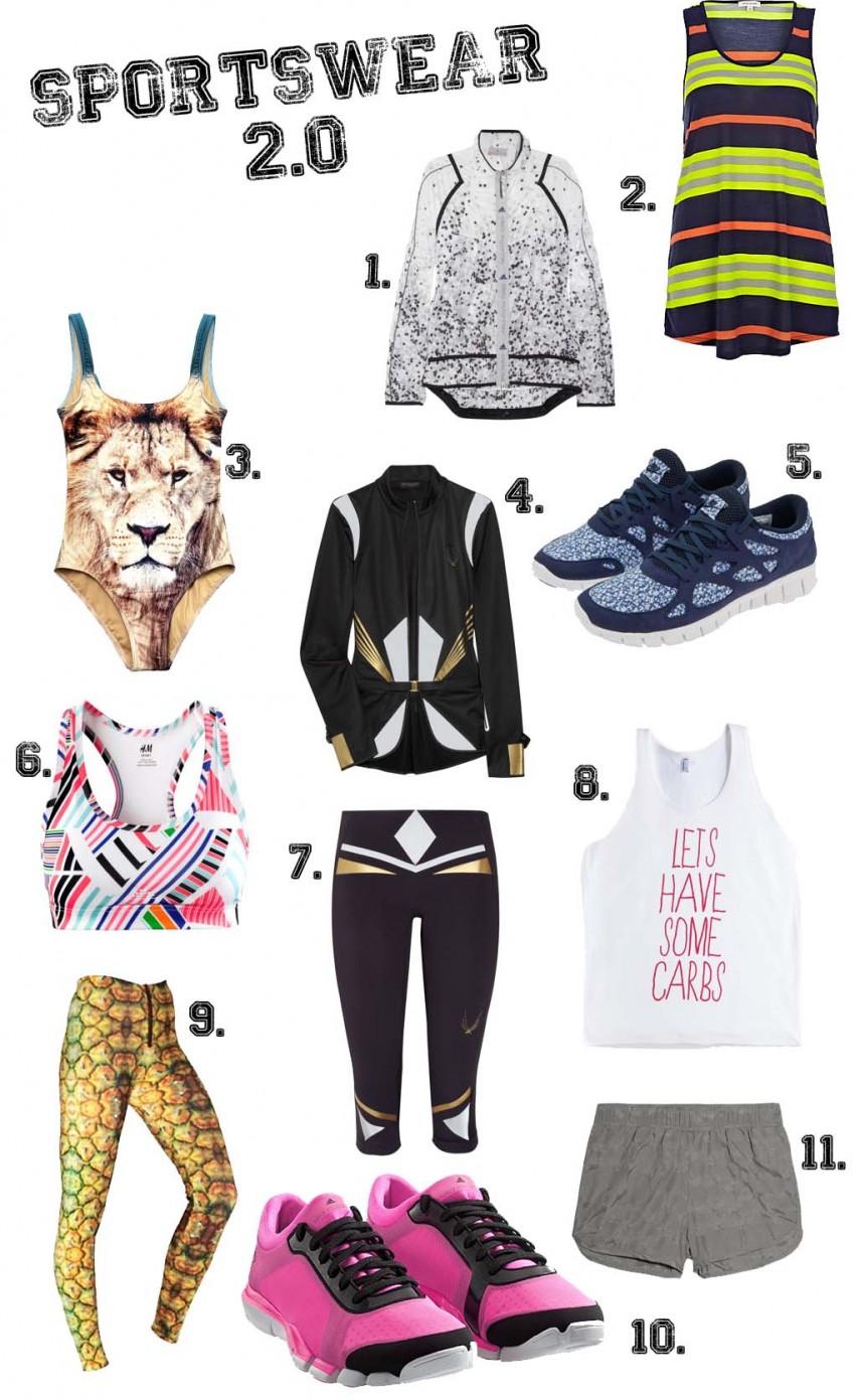 Sportswear 2.0
