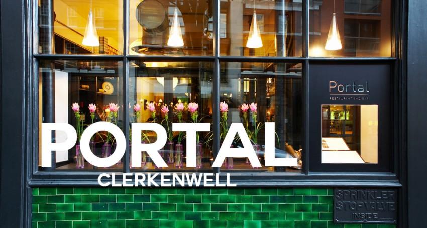 Restaurant Review: Portal, Clerkenwell
