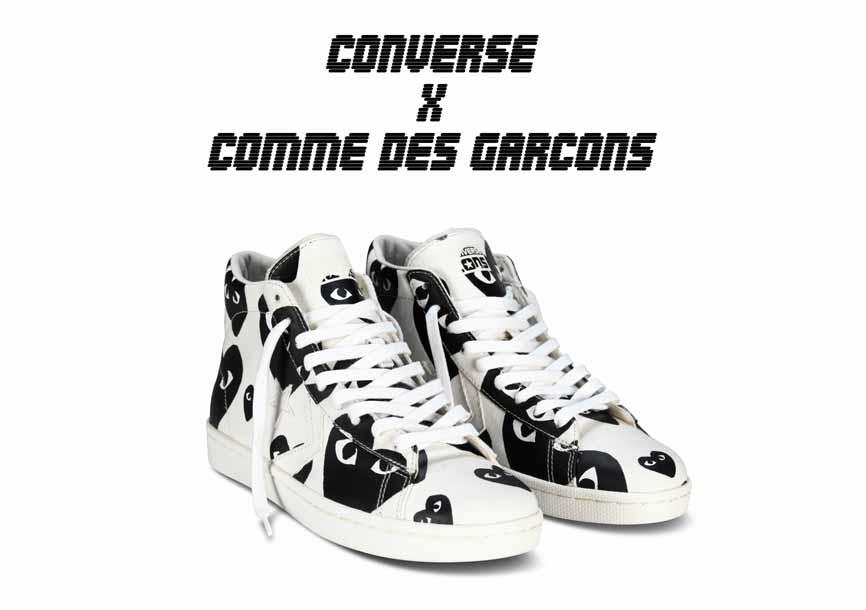 Converse Comme des Garcons