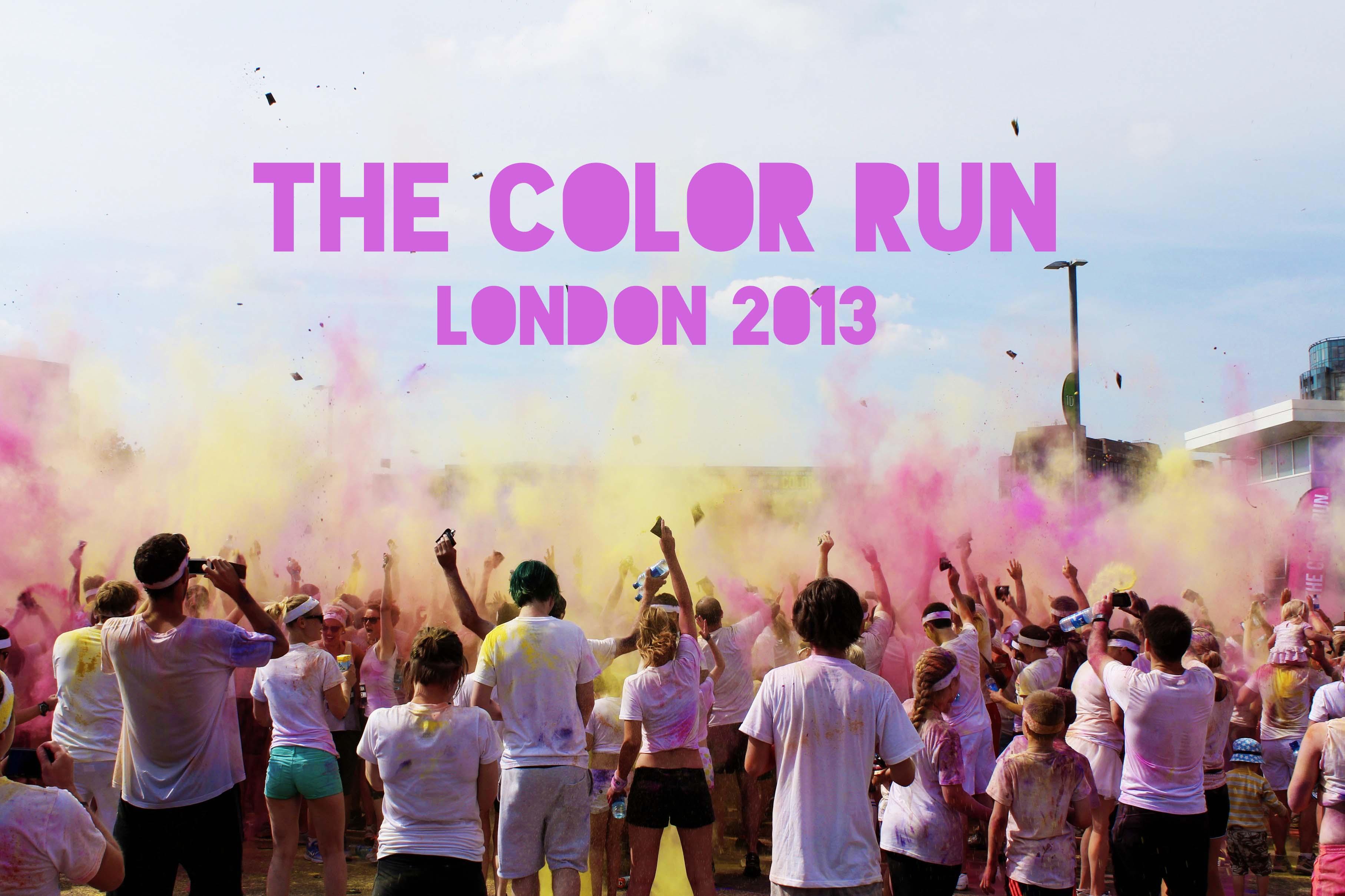 Color Vibe - London 5k Run