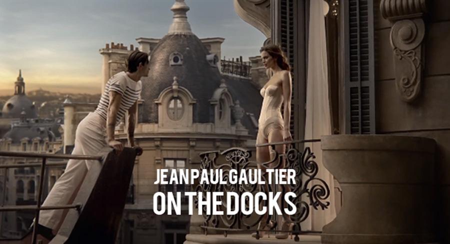 Jean Paul Gaultier Fragrances On The Docks