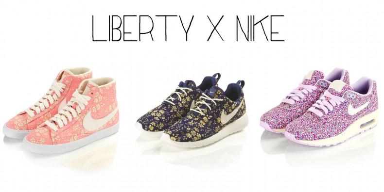 Liberty x Nike AW13